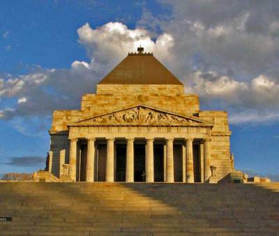 Shrine of Remembrance, Visit Melbourne
