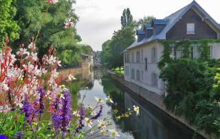 Square des Moulins, Visit Strasbourg