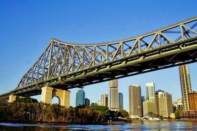 Story Bridge, Visit Brisbane, Australia