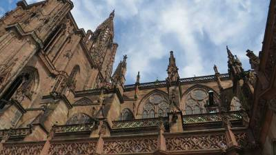 Strasbourg Cathedral, Church of Our Lady, Notre Dame de Strasbourg, Visit Strasbourg