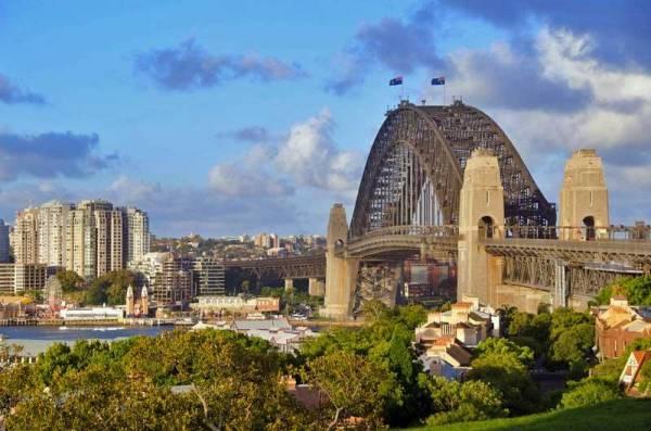 Sydney Harbour Bridge, Visit Sydney, Australia