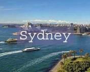 Sydney Title Page