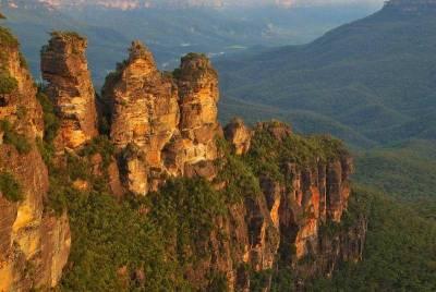 Three Sisters, Blue Mountains, Visit Sydney, Australia