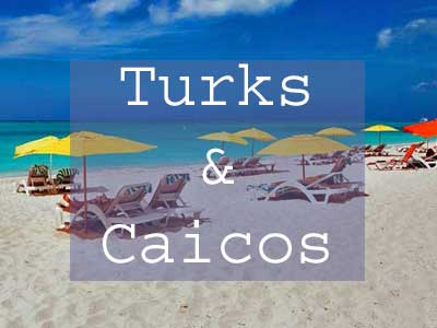 Turks and Caicos Title Page