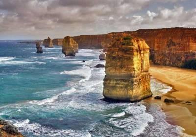 Twelve Apostles, Visit Melbourne, Australia