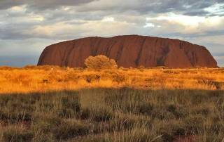 Uluru at Sunset, Visit Red Centre