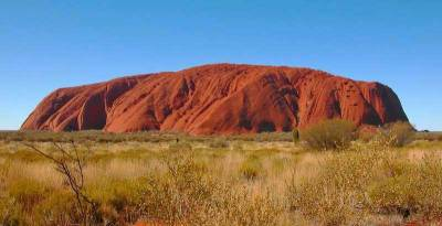 Uluru, Ayers Rock, Visit Red Centre