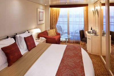 Verandah Stateroom, Celebrity Cruises