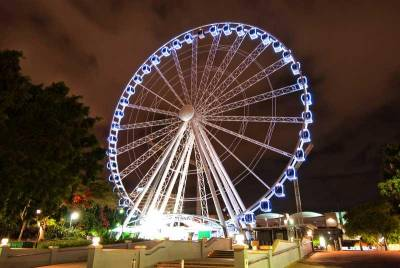 Wheel of Brisbane, Visit Brisbane, Australia
