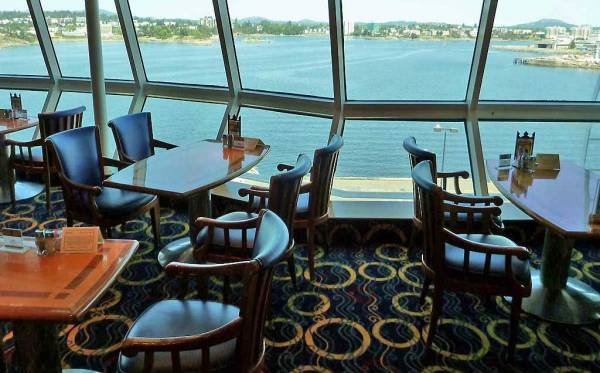 Windjammer Buffet, Rhapsody of the Seas Tour