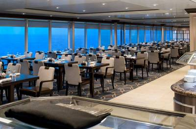 Windows Cafe, Azamara Club Cruises