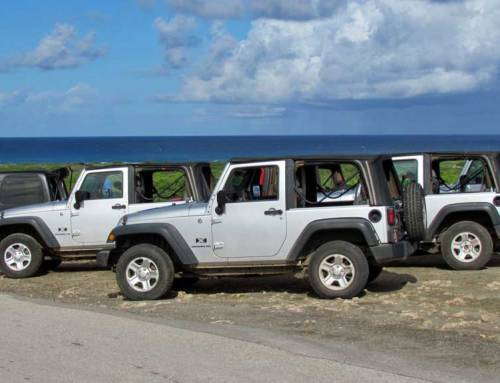 Aruba 4×4 Adventure