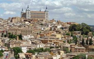 Alcazar, Toledo, Spain, Madrid Tour
