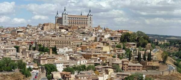Alcazar, Toledo, Spain, Madrid Tour