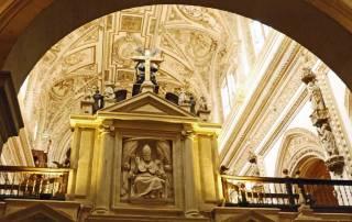 Altar, Mosque Cathedral, Cordoba, Seville Córdoba Ronda Tour