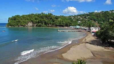 Anse la Raye, Fishing Village, Visit St Lucia