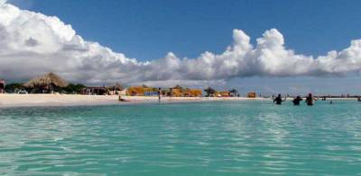 Baby Beach, Visit Aruba