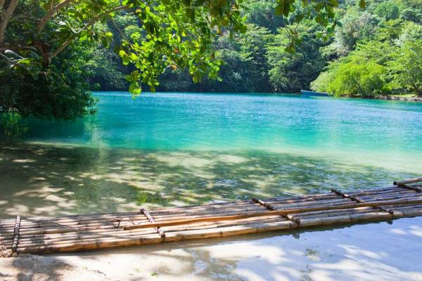 Bamboo Rafting, Visit Jamaica