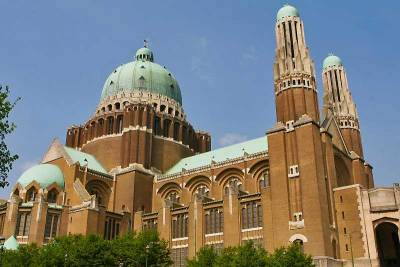 Basilica of Sacred Heart of Koekelberg, Visit Brussels