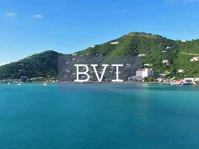 BVI Title Page