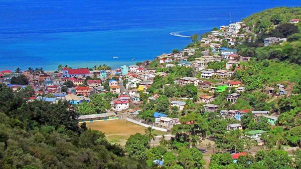 Canaries Village, St Lucia Island Tour