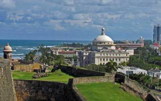 Capitol, Old San Juan, Puerto Rico