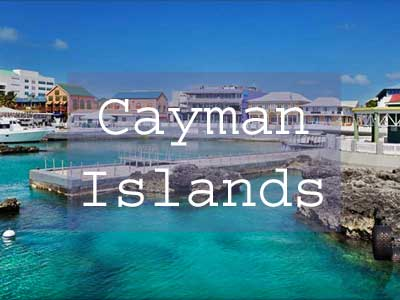 Cayman Islands Title Page