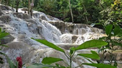 Dunn's River Falls, Ocho Rios, Visit Jamaica
