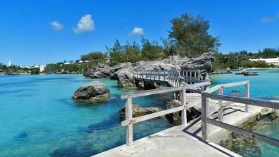 Ely's Harbour Pier, Visit Bermuda