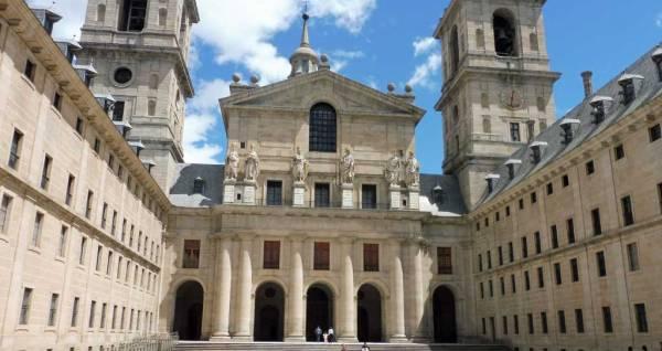 Escorial, San Lorenzo Monastery, Tour Madrid