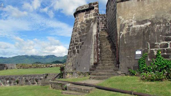 Fort Frederick, Grenada Island Tour