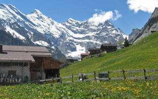 Gimmelwald, Switzerland, Visit Interlaken