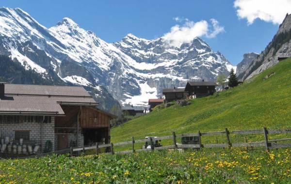 Gimmelwald, Switzerland, Visit Interlaken