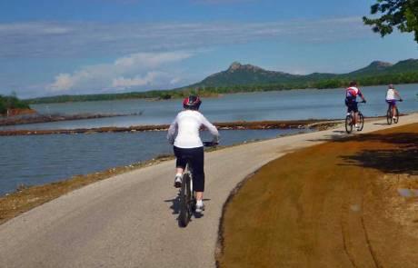 Gotomeer, Bonaire Biking Excursion