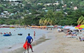 Grand Anse Beach, Grenada Island Tour