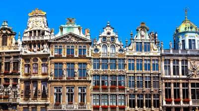 Guild Halls, Grand Place, Visit Brussels