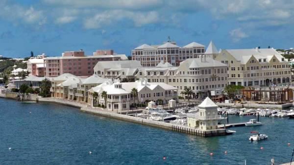 Hamilton Harbour, Visit Bermuda