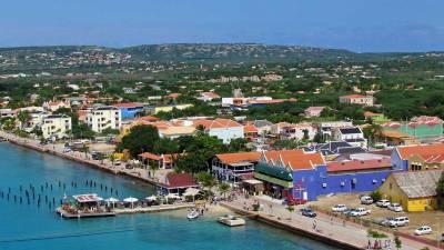 Kralendijk Harbor, Visit Bonaire