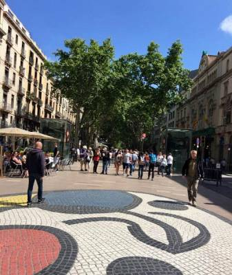 La Rambla, Visit Barcelona