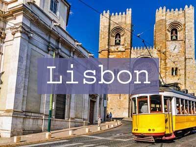 Lisbon Title Page