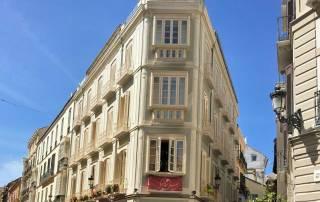 Streets of Old Town Málaga, Málaga Tour, Spain