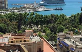Málaga Waterfront, Málaga Tour, Spain