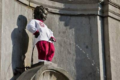 Manneken Pis, Visit Brussels