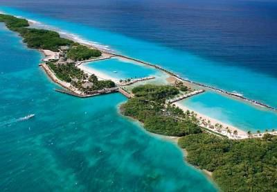 Marriott Renaissance Private Island, Visit Aruba