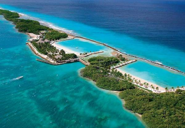 Marriott Renaissance Private Island, Visit Aruba