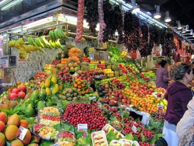 Mercat St Josep de la Boqueria Market, Visit Barcelona
