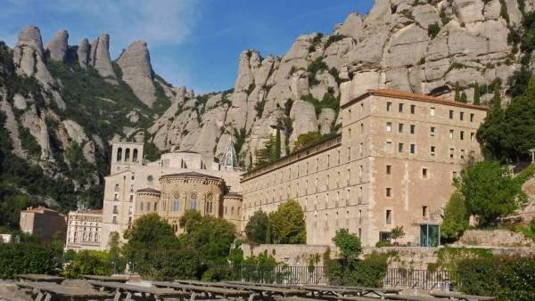 Montserrat Monastery, Abbey, Bascilica, Visit Barcelona