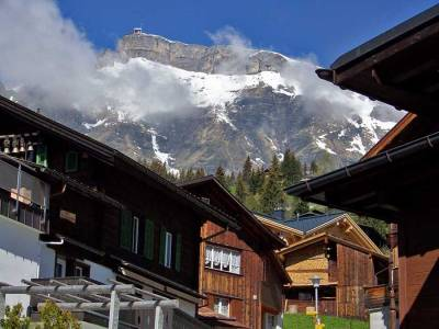 Mürren, Birg Gondola Tower, Visit Interlaken, Switzerland