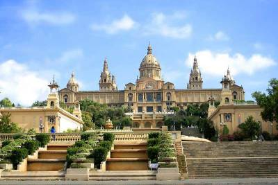 National Palace, Museum of Catalan Art, Visit Barcelona