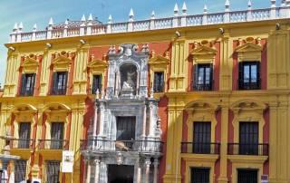 Palacio Episcopal, Málaga Tour, Spain
